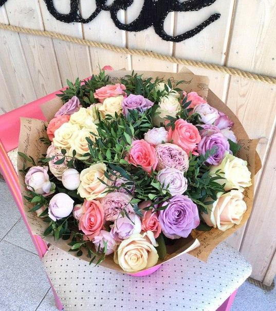 Букет из роз «Для тебя»